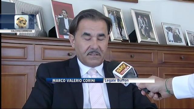 Avvocato Buffon: nessuna evidenza che si tratti di scommesse
