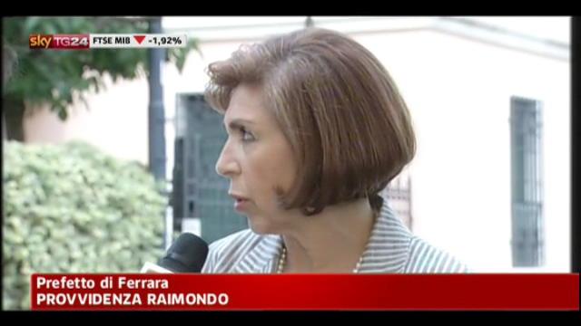 Sisma, Raimondo: sciacalli si spacciano per agenti PC