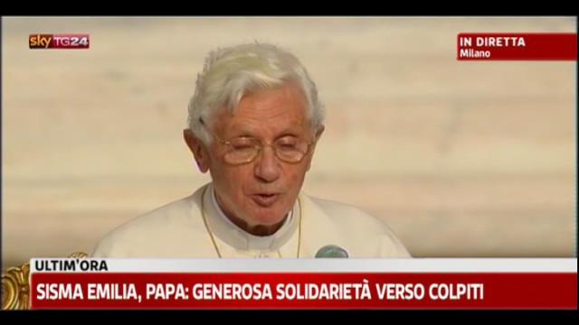 Papa: storia di Milano è ricca di cultura e fede