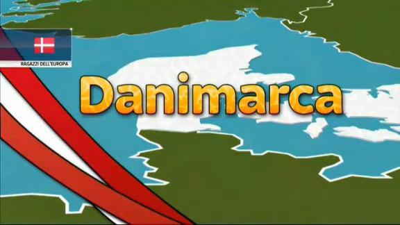 Ragazzi dell'Europa: in Danimarca con Stefan