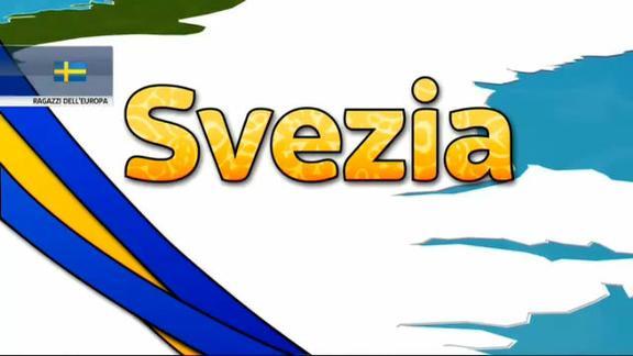 Ragazzi dell'Europa: in Svezia con Anette