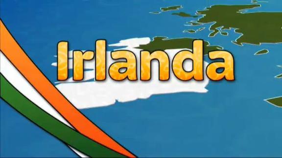 Ragazzi dell'Europa: in Irlanda con Deirdre