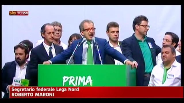 Lega Nord, Maroni: cominciamo a lavorare subito