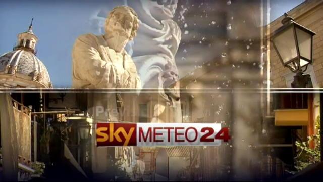 Meteo Italia 01.07.2012 pomeriggio