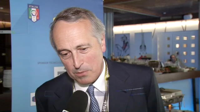 Euro 2012 verso Italia-Spagna parla Abete