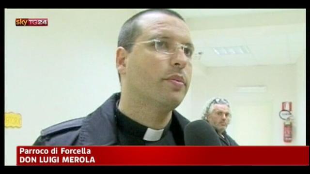 Don Luigi Merola è nel Cilento per motivi di sicurezza