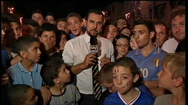Spagna campione d'Europa: le reazioni di Orzinuovi