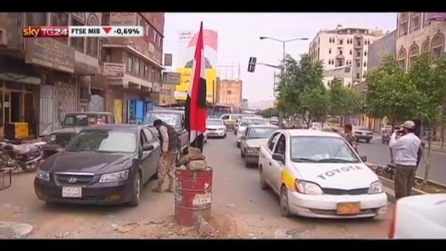 Yemen, annunciata la liberazione del carabiniere rapito