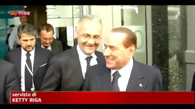 Dell'Utri indagato, procura Palermo riconvoca Berlusconi
