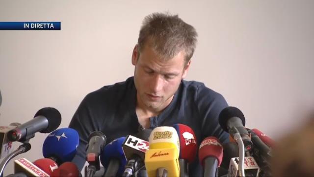 """Schwazer: """"Ho fatto tutto da solo, non l'ho detto a nessuno"""""""