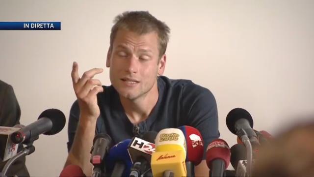 """Schwazer: """"Non potevo vincere l'Olimpiade e dire basta"""""""