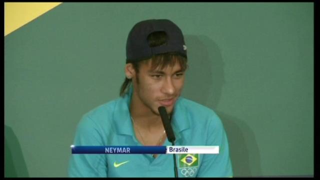 "Brasile, Neymar: ""Attenzione a Giovani Dos Santos"""