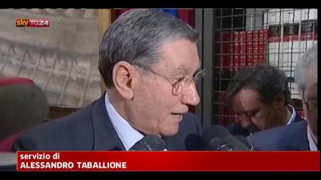 Grasso, attacco a magistrati e Napolitano come nel 1992