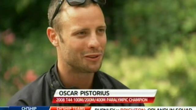 Paralimpiadi 2012, Pistorius: spero di fare almeno un record