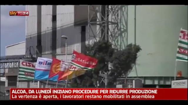Alcoa, FIom: speriamo ancora nelle trattative