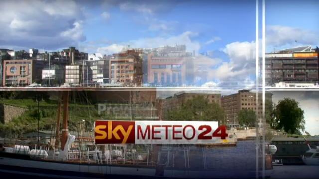Meteo Europa 01.08.2012 sera