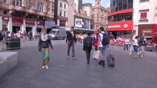 Il diario di Bebe: medaglie a Leicester Square