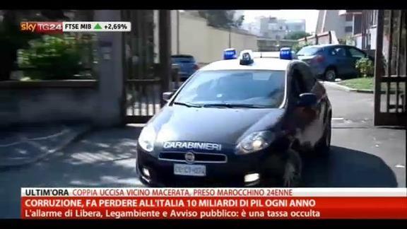 Corruzione, 10 miliardi di Pil persi ogni anno dall'italia