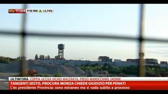 Tangenti Sesto, Procura di Monza chiede giudizio per Penati