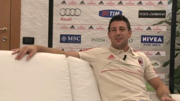 Derby Milan-Inter, intervista a Bonera