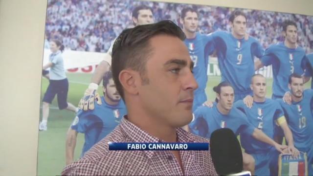 Cannavaro: il Napoli è una delle squadre più attrezzate