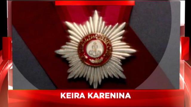Sky Cine News: Anna Karenina