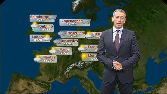 Meteo Europa 01.10.2012 sera
