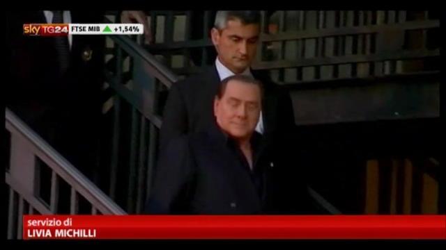 Berlusconi, non faremo campagna elettorale contro Monti