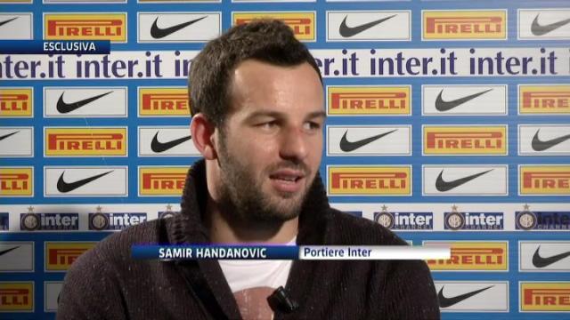 Handanovic: Stramaccioni è l'uomo giusto per l'Inter