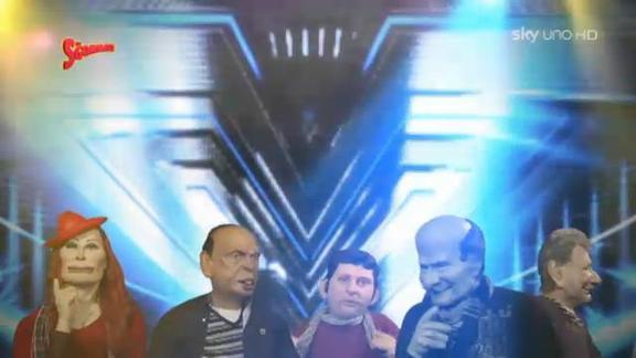 Gli Sgommati, puntata 39 del 1 novembre 2012