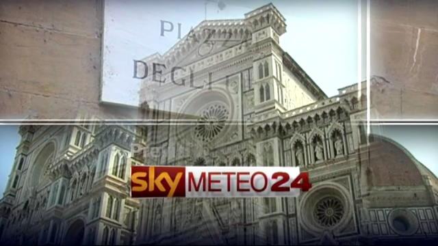 Meteo sera Italia 01.11.2012