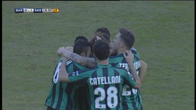 Bari-Sassuolo 3-3
