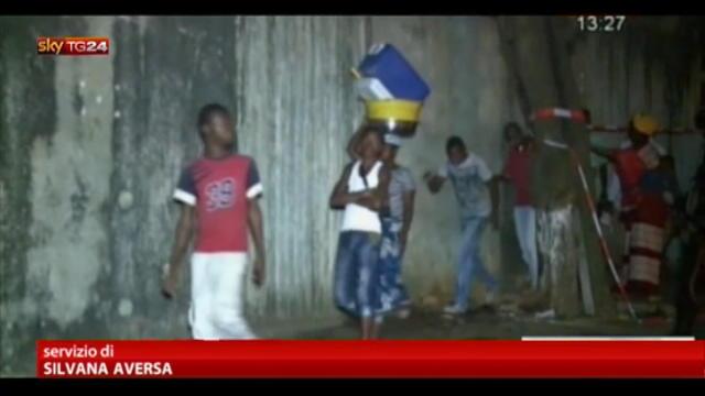 Costa d'Avorio, 60 morti nella calca per fuochi d'artificio