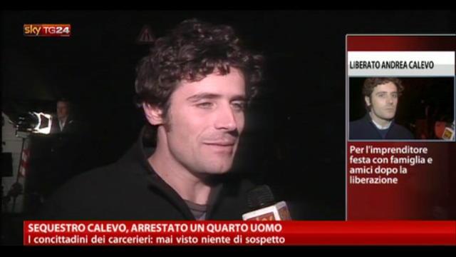 Sequestro Calevo, arrestato un quarto uomo
