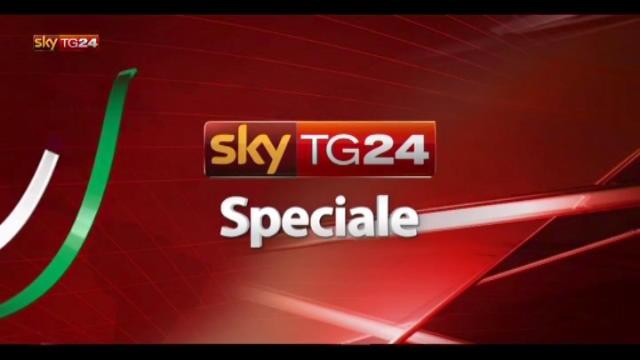 Speciale, Berlusconi a SkyTG24 (1): Monti e Berlusconi