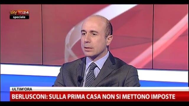 Speciale, Berlusconi a SkyTG24 sull'evasione fiscale (5)