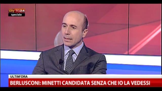 Speciale, Berlusconi a SkyTG24(10):  forse Lega alleata