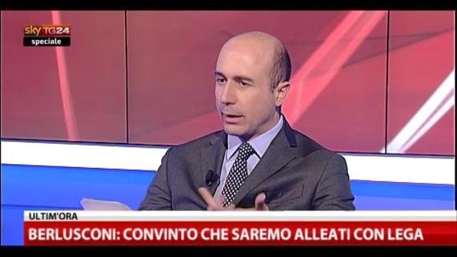 Speciale, Berlusconi a SkyTG24(11): sono un antipolitico