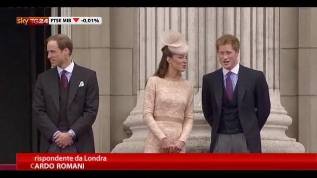 GB, sudditi convinti che il 2013 sia l'anno di Kate