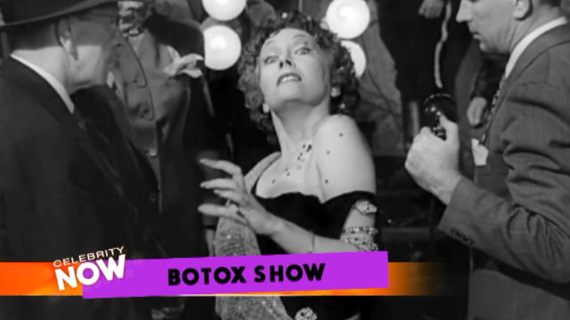 Celebrity Now: botox