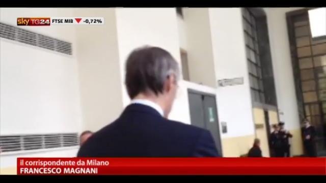 Processo Mediaset, legali di Berlusconi lasciano aula