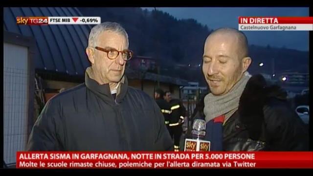Garfagnana, intervista al sindaco Gaddi