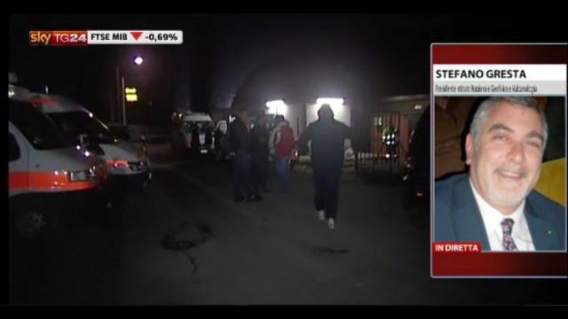 Allerta sisma in Garfagnana, intervista a Gresta