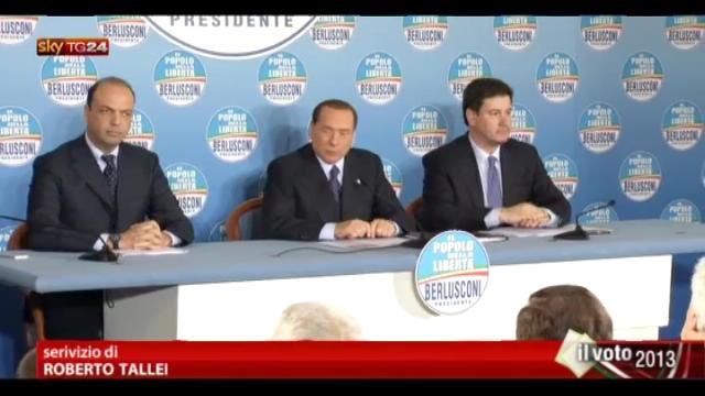 Berlusconi: basta austerità, battere Germania o via da euro