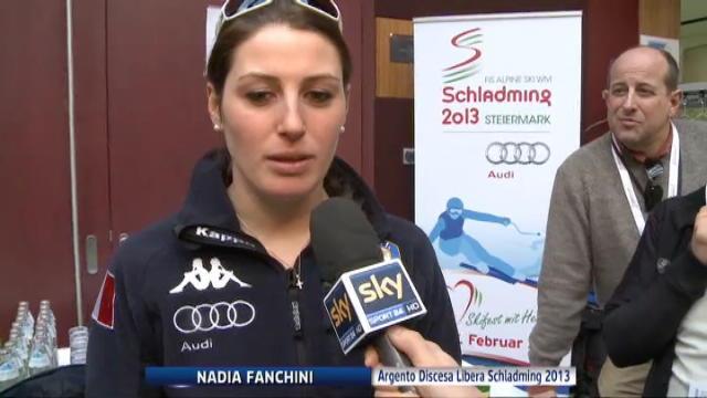 Nadia Fanchini parla della sua rinascita sportiva