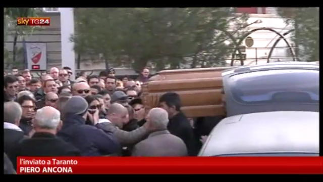Ilva, oggi a Taranto funerali operaio vittima sul lavoro