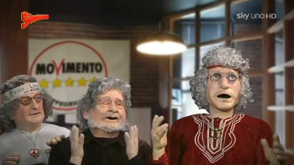 Gli Sgommati, puntata 117 dell'11 marzo 2013
