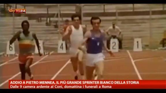 Addio a Mennea, il più grande sprinter bianco della storia