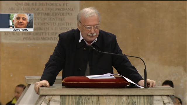 Funerali Mennea, le parole di Gianni Minà