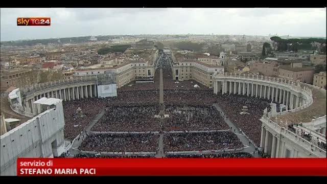 Papa: imploriamo pace per Medio Oriente